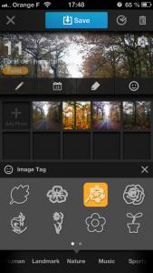 picstory1 169x300 Test de PicStory (0,89€) : gérez vos photos comme il se doit