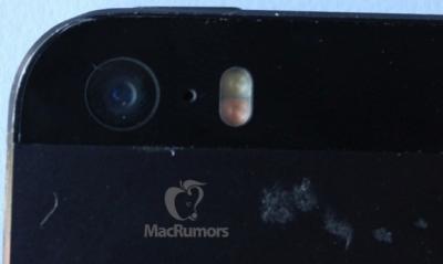 rumeur iPhone 5S double flash 2 Les rumeurs de la semaine: iPhone 5S, A7, Flash...