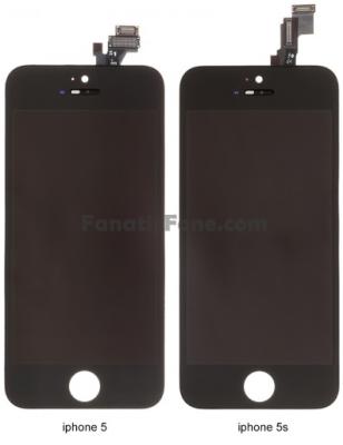 rumeur iPhone 5S face avant Les rumeurs de la semaine: Des photos de liPhone 5S, iPhone low cost...