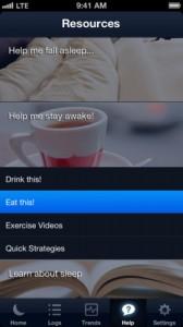 sleepbot3 168x300 Lapplication gratuite du jour: Sleepbot   Prenez soin de votre sommeil