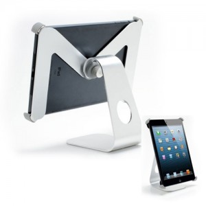 support aluminium iPad Mini 300x300 Accessoire : la sélection des nouveaux accessoires de notre boutique (iPhone 5 et iPad)
