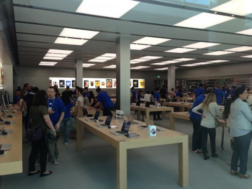 Apple Store Rosny 500x375 Un Apple Store à Toulouse ?