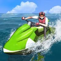 Aqua Moto Racing L'application gratuite du Jour : Aqua Moto Racing