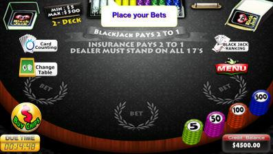 Black Jack Les bons plans de l'App Store ce mercredi 31 juillet 2013