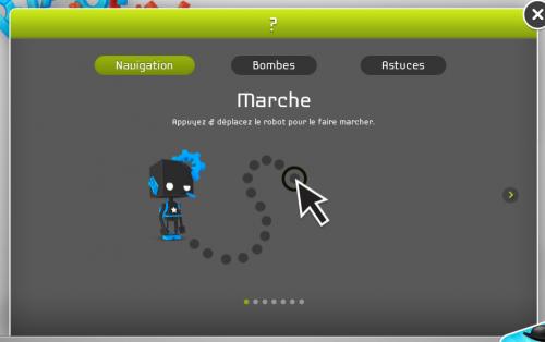 Capture d'écran 2013 07 02 à 20.24.29 500x314 App4mac: Blast A Way, un puzzle en trois dimensions (4,49€)