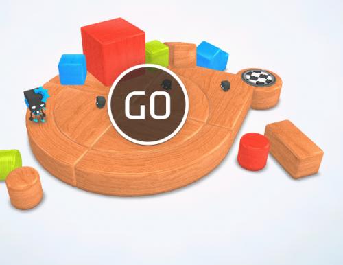 Capture d'écran 2013 07 02 à 20.27.34 500x386 App4mac: Blast A Way, un puzzle en trois dimensions (4,49€)