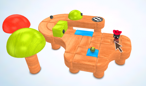 Capture d'écran 2013 07 02 à 20.29.09 500x294 App4mac: Blast A Way, un puzzle en trois dimensions (4,49€)