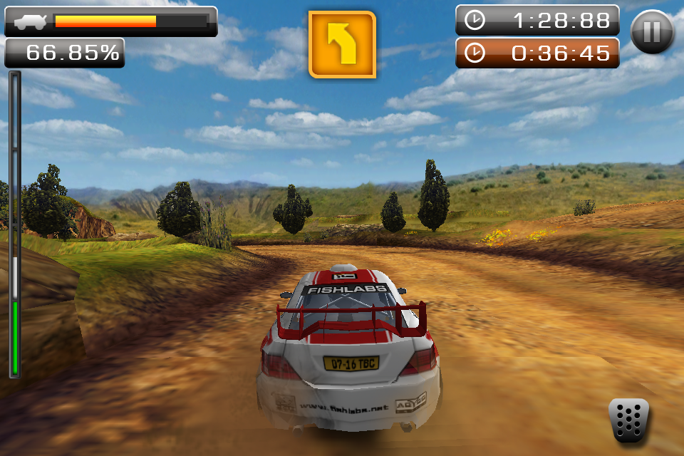 IMG 0237 Test de Rally Master : Un jeu complet mais sans prétention (0,89€)