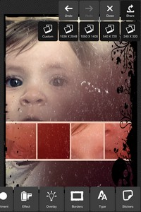 IMG 2781 L'application gratuite du Jour : Pixlr Express PLUS