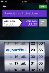 IMG 2867 L'application gratuite du Jour : Cal   Your Life Calendar