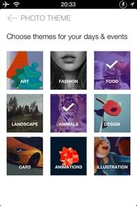 IMG 2871 L'application gratuite du Jour : Cal   Your Life Calendar