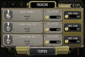 IMG 2893 L'application gratuite du Jour : PeaceKeeper