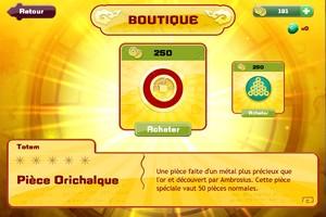 IMG 2986 Mystérieuses Cités dOr   Vol du Condor : Une licence mal exploitée... (1,79€)