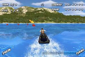 IMG 3037 L'application gratuite du Jour : Aqua Moto Racing