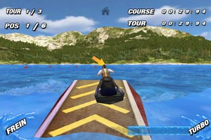 IMG 3041 L'application gratuite du Jour : Aqua Moto Racing