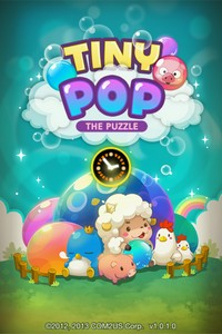 IMG 3102 L'application gratuite du Jour : Tiny Pop