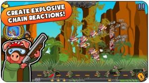 Kamikaze Pigs 300x168 Les bons plans de l'App Store ce vendredi 26 juillet 2013