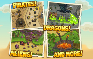 Kingdom Rush Frontiers 4 300x192 Test de Kingdom Rush Frontiers (2,69€) : Le retour du célèbre tower defense