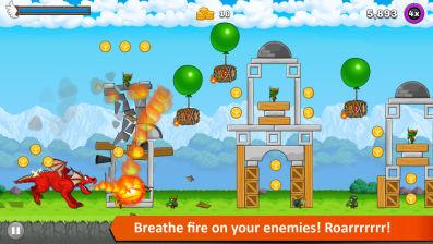 Mad Dragon Les bons plans de l'App Store ce samedi 27 juillet 2013
