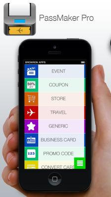 PassMaker Pro Les bons plans de lApp Store ce mardi 23 juillet 2013