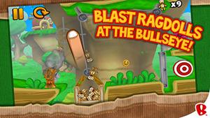Ragdoll Blaster 3 Deluxe 1 L'application gratuite du jour : Ragdoll Blaster 3 Deluxe