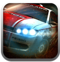 Rally master pro icon Test de Rally Master : Un jeu complet mais sans prétention (0,89€)