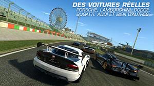 Real Racing 3 1 L'application gratuite du jour : Real Racing 3