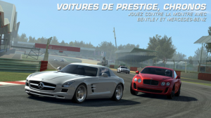 Real Racing 3 2 300x168 L'application gratuite du jour : Real Racing 3