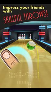 Rocka Bowling 3D 1 L'application gratuite du jour : Rocka Bowling 3D