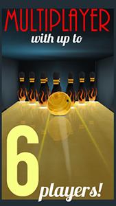 Rocka Bowling 3D 3 L'application gratuite du jour : Rocka Bowling 3D