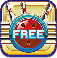 Rocka Bowling 3D App L'application gratuite du jour : Rocka Bowling 3D