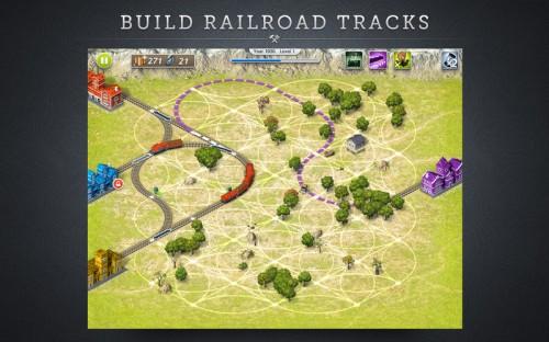 Test Rails 1 500x312 App4Mac: Rails, devenez aiguilleur de trains (4,49€)