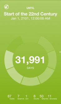 Time Counter Les bons plans de l'App Store ce samedi 27 juillet 2013