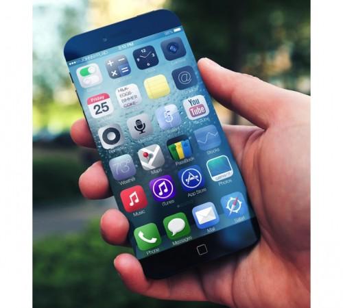 concept iphone 6 500x450 Un nouveau concept diPhone 6 en photos