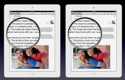 rumeur iPad IGZO Les rumeurs de la semaine: IGZO, iPad 5, Slow Motion, iPhone 5S...
