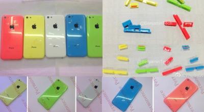 rumeur iPhone low cost florilège couleurs Les rumeurs de la semaine: IGZO, iPad 5, Slow Motion, iPhone 5S...