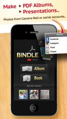 Bindle pdf Les bons plans de lApp Store ce dimanche 4 août 2013