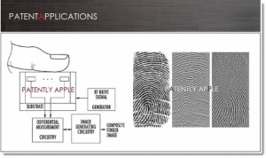 Capteur empreinte 300x178 Des brevets de capteurs dempreintes déposés chez Apple