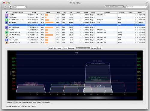 Capture d'écran 2013 08 20 à 20.32.25 500x372 App4Mac: WiFi Explorer, un bon outil pour vos réseaux (1,79€)