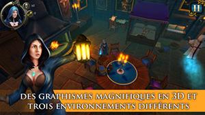Dungeon of Legends 1 Test de Dungeon of Legends (2,69€) : Perdu au cœur d'un labyrinthe fantastique