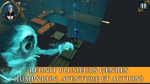 Dungeon of Legends 3 Test de Dungeon of Legends (2,69€) : Perdu au cœur d'un labyrinthe fantastique