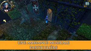 Dungeon of Legends 4 Test de Dungeon of Legends (2,69€) : Perdu au cœur d'un labyrinthe fantastique