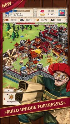Empire Four Kingdoms Les bons plans de lApp Store ce dimanche 4 août 2013