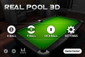 IMG 3193 Test de  Real Pool 3D (1,79€) : Un vrai jeu de billard sur votre iPhone !