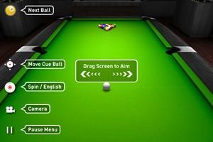 IMG 3198 Test de  Real Pool 3D (1,79€) : Un vrai jeu de billard sur votre iPhone !