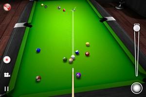 IMG 3200 Test de  Real Pool 3D (1,79€) : Un vrai jeu de billard sur votre iPhone !