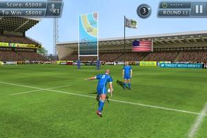 IMG 3336 L'application gratuite du Jour : Rugby Kicks 2