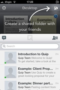 IMG 3352 L'application gratuite du Jour : Quip