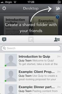 IMG 3352 L'application gratuite du Jour : Quip