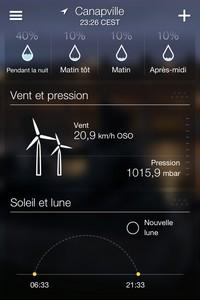 IMG 3376 L'application gratuite du Jour : Yahoo Météo